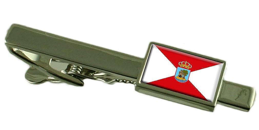 Select Gifts La Ciudad de Vigo Clip de Corbata Bandera España ...