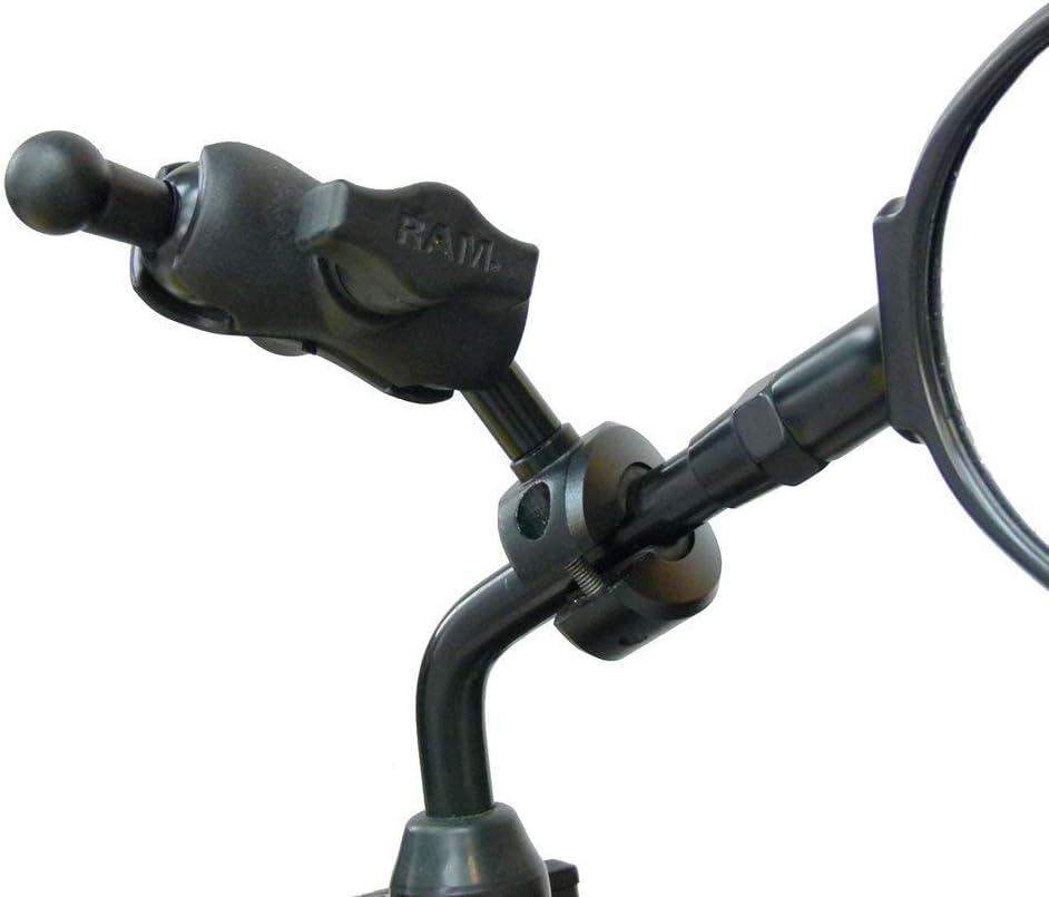 """25 mm a 17 mm adaptador encaja se monta en bicicleta Garmin Nuvi Navegación Vía Satélite titulares de cunas 1/"""""""