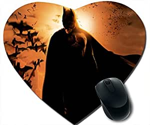 custom and diy square mouse pads Batman Begins 3 by jamescurryshop by icecream design