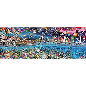 Amazon 4000 piece puzzle the world map toys games educa borras life the greatest 24000 piece puzzle gumiabroncs Images