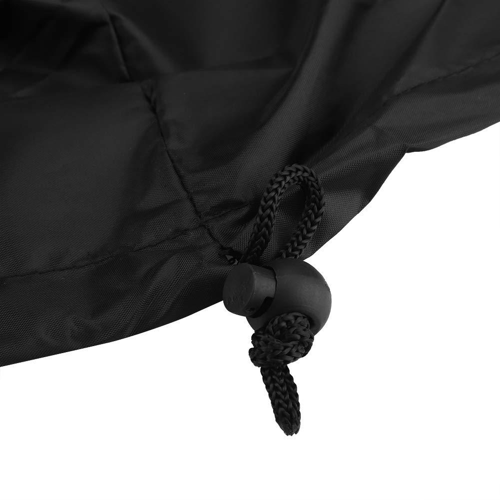 grau TOPINCN M/öbel Staubschutz Balkon Tisch Wasserdicht Staubdicht M/öbel Stuhl Sofa Abdeckung Schutz Garten Patio Outdoor Staubdicht Abdeckungen 64 x 64 x 70 cm