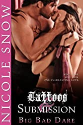 Big Bad Dare: Tattoos and Submission (Rock Hard Doms Book 2) (English Edition)