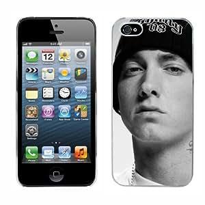Music Monkeys Coque rigide pour iPhone 5 Motif Eminem