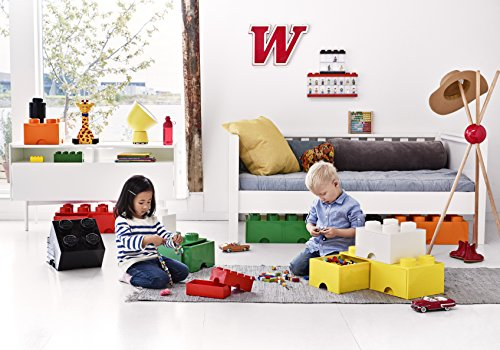 LEGO White Brick Drawer 4