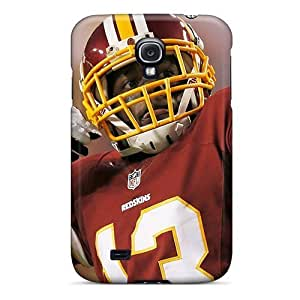 Cute Appearance Cover/tpu Woq3505xzlH Washington Redskins Case For Galaxy S4