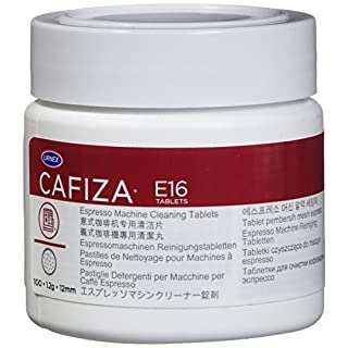 Urnex Cafiza Espresso Machine Cleaning Tablets - 100 Count - Professional Espresso Machine Cleaner Barista Use