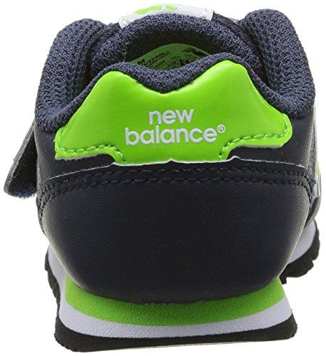 New Balance Kv373Nli - Zapatillas Navy Lime