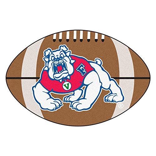 Fresno State University Football Area Rug