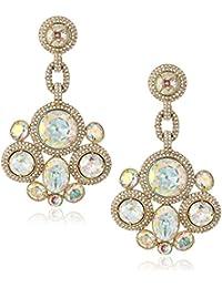 Statement Earrings Crystal AB Earrings