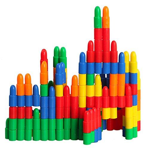 Jouet Du Bricolage DIY Construction Avec Tuyaux Balles Jeux De Construction Puzzle Éducatif Créatif