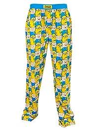 Adventure Time Mens Adventure Time Lounge Pants