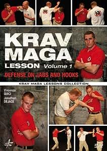 Krav Maga Lesson Vol.1 - Defense on Jabs and Hooks