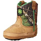 John Deere 188 Western Boot (Infant/Toddler),Camouflage,3 M US Infant