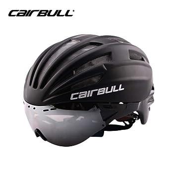 CAIRBULL Casco Especializado de la Bici, Casco de Ciclo Ajustable del Deporte Cascos de la