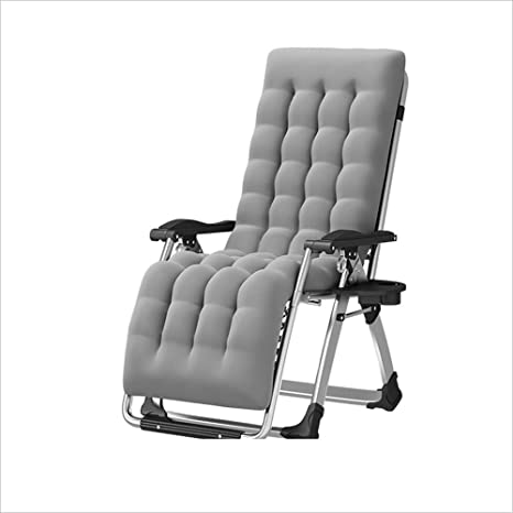 Amazon.com: Sillas plegables Xiolin Old Hombre Silla Lazy ...