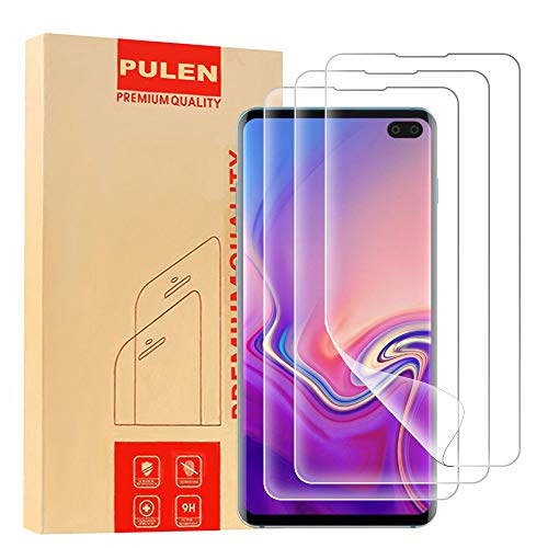 [3-Pack] Pulen for Samsung Galaxy (S10 Plus)...