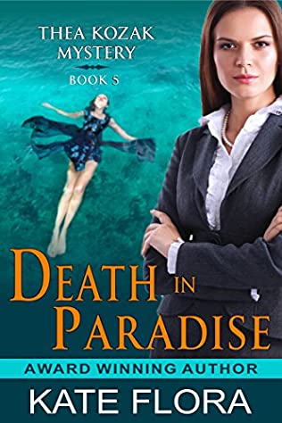 book cover of Death in Paradise
