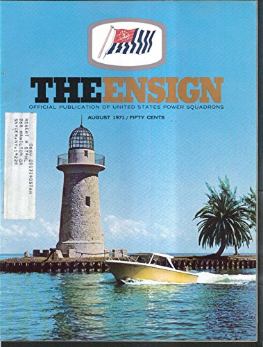 (The ENSIGN Coast Pilots Small Craft Charts Squadron Pennant 8 1971)