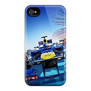New F1 2012 Video Game PC Case Cover, Anti-scratch Wade-cases Phone Case For HTC One M7 Cover