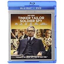 TINKER, TAILOR, SOLDIER SPY BD W/DVD VAR [Blu-ray] (2011)