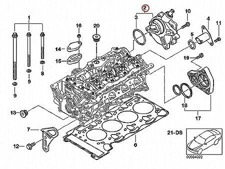 Bmw 318i N42 Engine 1166 7502656 Luk Vacuum Pump Repair Kit Uprated