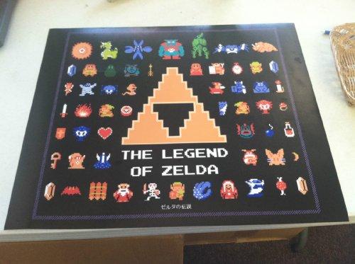The Legend Of Zelda Nes Triforce Poster - Vintage Nintendo Link - Hard To Find