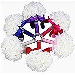 StillCool-Wedding-Bouquets-Crystal-Pearl-Silk-Roses-Bridal-Bridesmaid-Wedding-Hand-Bouquet-Artificial-Fake-Flowers-18cm24cm-Red