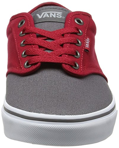 Tone Gris Basses Sneakers 2 Homme MN Vans Atwood tzXww0