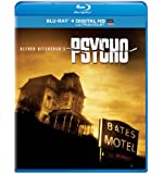 Psycho (1960) (Blu-ray + DIGITAL HD with UltraViolet)