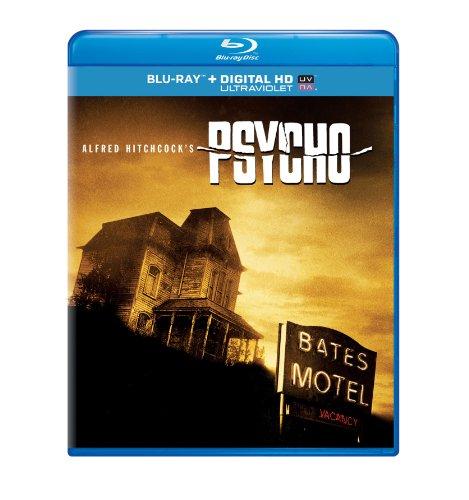 Psycho (1960) [Blu-ray] -