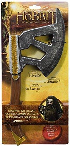 "The Bridge Direct Hobbit 15"" Dwarven Battle Axe"