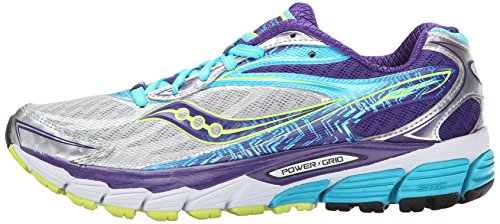 W Ride silver blue Women's Multicolor purple Running 8 Saucony aAqEwZE