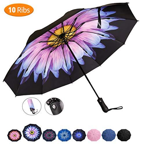 Umbrella Outside Folding Inverted Compact product image