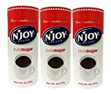 Njoy Sugar, 20 Oz. Canisters, Pack Of 3