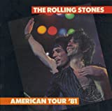 Rolling Stones 1981 U.S. Tattoo Tour Concert