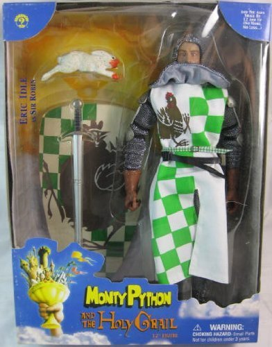Eric-Idle-As-Sir-Robin-12-Action-Figure-Monty-Python-and-the-Holy-Grail-First-Series