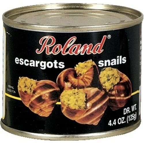 Roland, Escargots Snails Giant, 8.75 Ounce Can