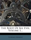 The Root of All Evil, Florence Marryat, 1276751613