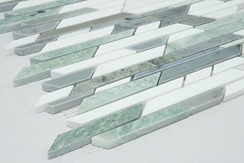 Grey Slate Tile - 4