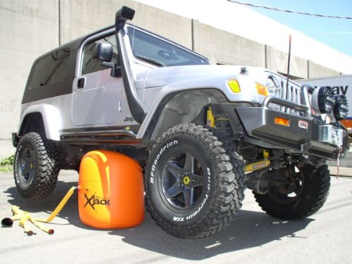 BILLET4X4 ARB X-Jack (Off-Road Vehicle Recovery) by BILLET4X4