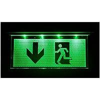 D'urgence Lampe éclairage d'urgence Exit sortie de secours