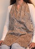 DinerWear Cravaat® II dining scarf adult bib (Leaf)