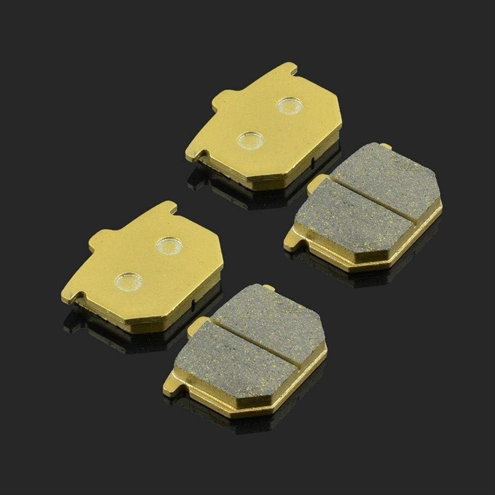 Motorradbremsbel/äge Vorne Und Hinten Bremsbel/äge For HONDA CX GL CB CBX GL 400 500 750 900 1000 1100 CX500 GL1000 CB400N CB750 CBX1000 CB900 Motorrad Bremsscheibe