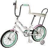 Schwinn Jasmine Girl's Bicycle, 16-Inch Wheels, White (Renewed)