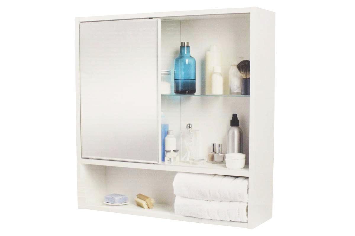 Miomare Bad Badezimmer Spiegelschrank: Amazon.de: Küche & Haushalt