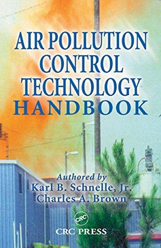 Air Pollution Control Technology Handbook (Sheffield Biological Sciences) Pdf