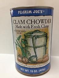 Pilgrim Joe\'s Clam Chowder (Pack of 2)