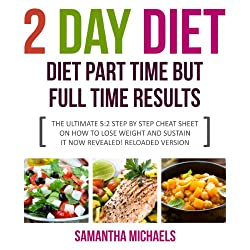 2 Day Diet: Diet Part Time But Full Time Results