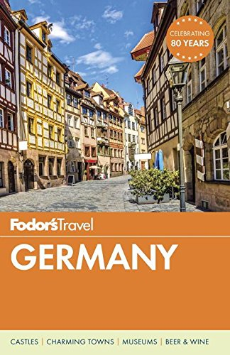 Fodor's Germany (Full-color Travel Guide)