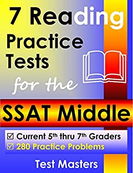 image regarding Printable Ssat Practice Test named 7 Studying Teach Assessments for the SSAT Center